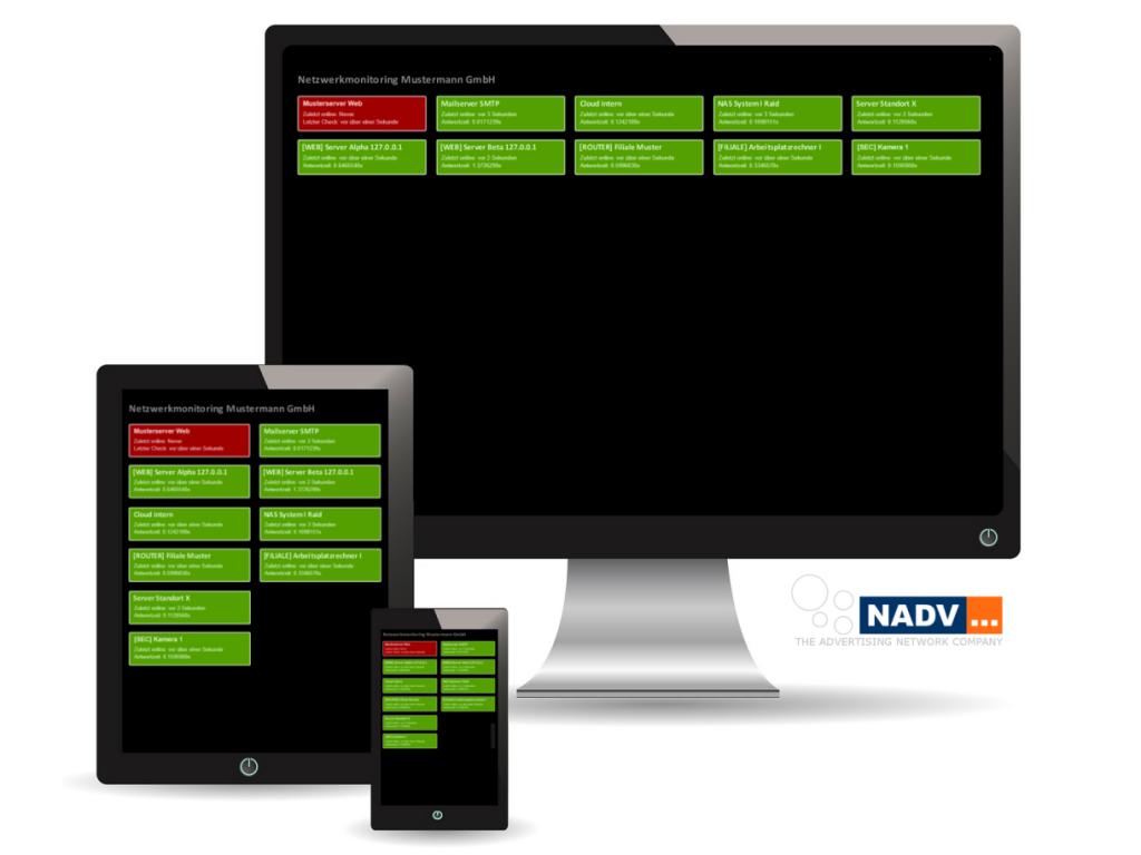 Netzwerküberwachung Monitoring