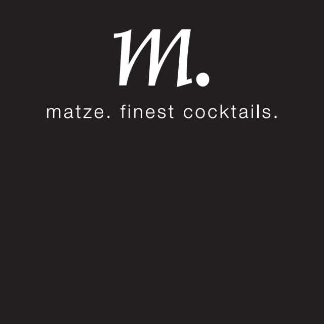 matze. finest cocktails.