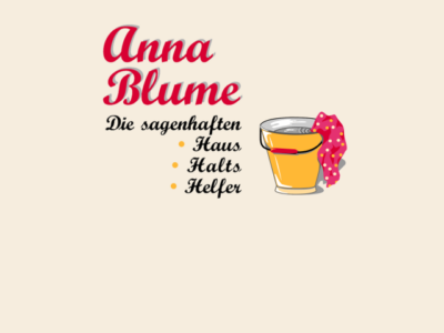 Anna Blume